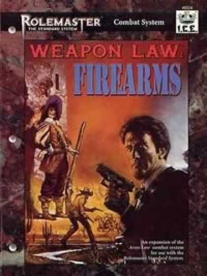 Role Playing Games - Weapon Law: Firearms