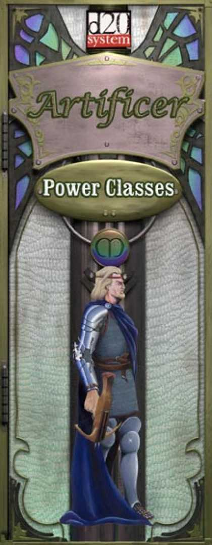 Role Playing Games - Power Class Artificer