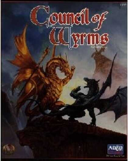 Role Playing Games - Council Of Wyrms