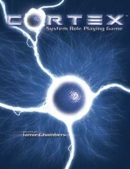 Role Playing Games - Cortex System Role Playing Game