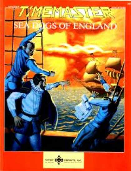 Role Playing Games - Sea Dogs of England