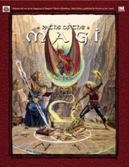 Role Playing Games - Path of the Magi 3.5