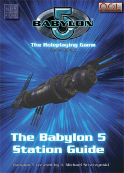 Role Playing Games - The Babylon 5 Station Guide