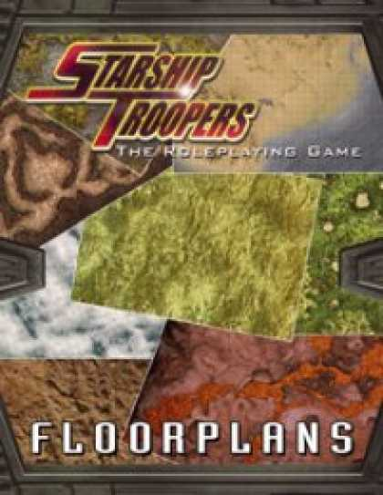Role Playing Games - Starship Troopers - Starship Troopers Floorplans