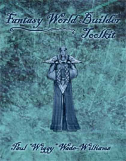 Role Playing Games - Savage Worlds Fantasy World Builder Toolkit PDF
