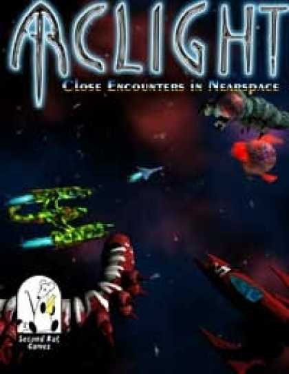 Role Playing Games - Arclight: Close Encounters in Nearspace