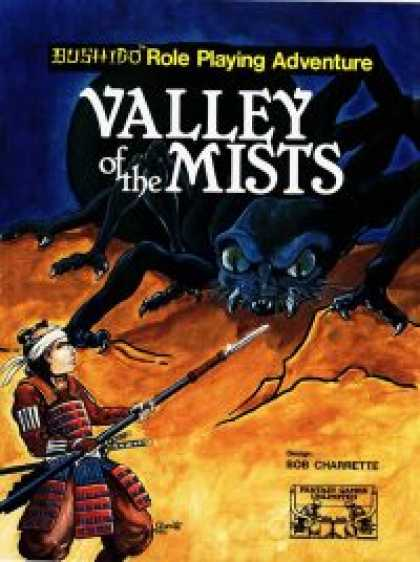 Role Playing Games - Bushido: Valley of the Mists