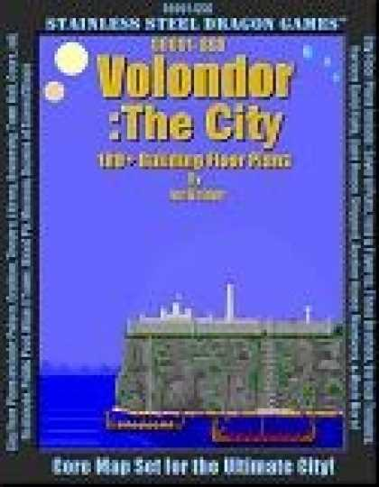Role Playing Games - Age of Volondor: The City!