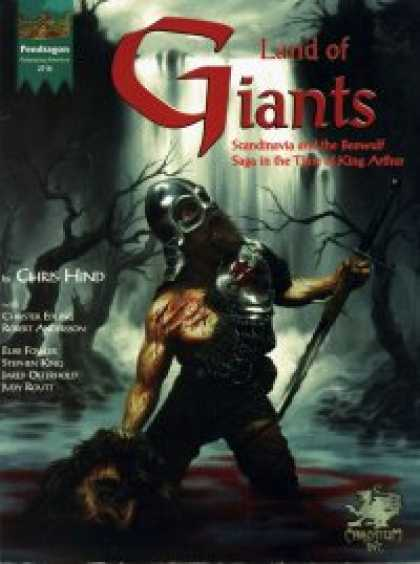 Role Playing Games - Land of Giants