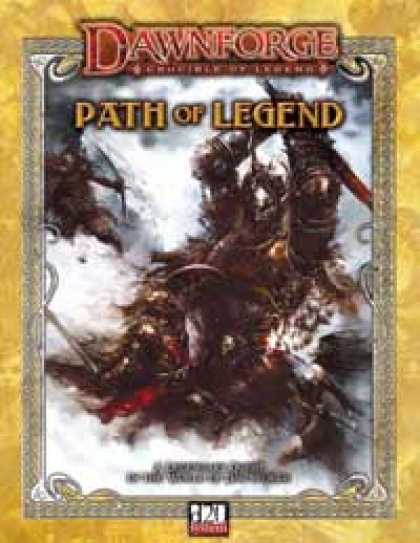 Role Playing Games - Path of Legend