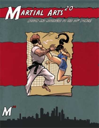 Role Playing Games - Martial Arts<sup>20</sup>