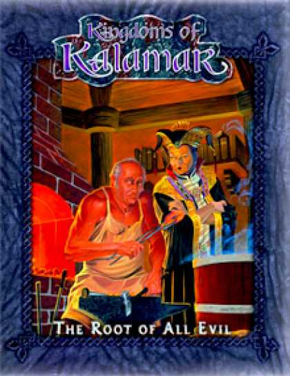Role Playing Games - The Root of All Evil
