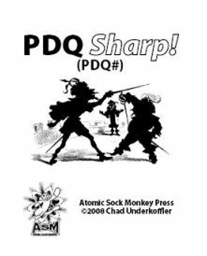Role Playing Games - PDQ Sharp!