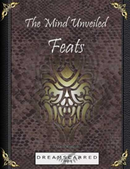 Role Playing Games - The Mind Unveiled: Feats