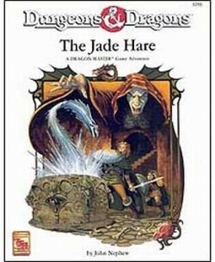 Role Playing Games - The Jade Hare