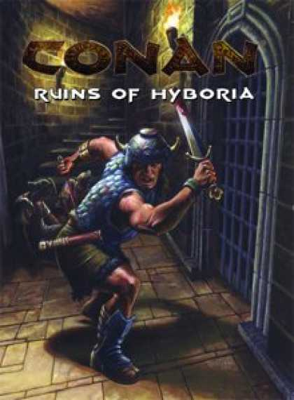 Role Playing Games - Ruins of Hyboria