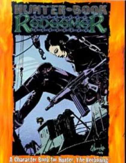 Role Playing Games - Hunter Book: Redeemer