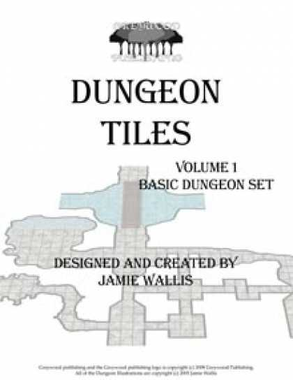 Role Playing Games - Dungeon Tiles - Volume 1