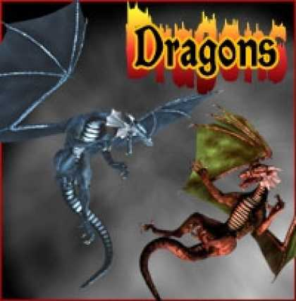 Role Playing Games - ERG008: Dragons