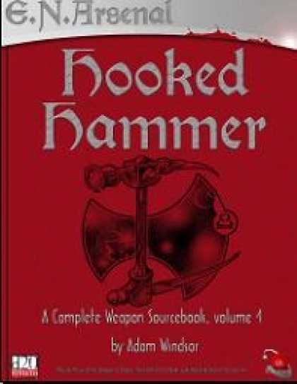 Role Playing Games - E.N.Arsenal - Hooked Hammer