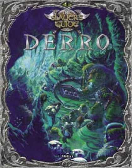 Role Playing Games - Slayer's Guide to Derro
