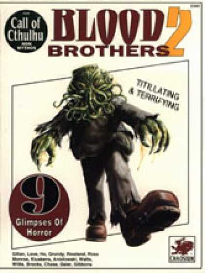 Role Playing Games - Blood Brothers II
