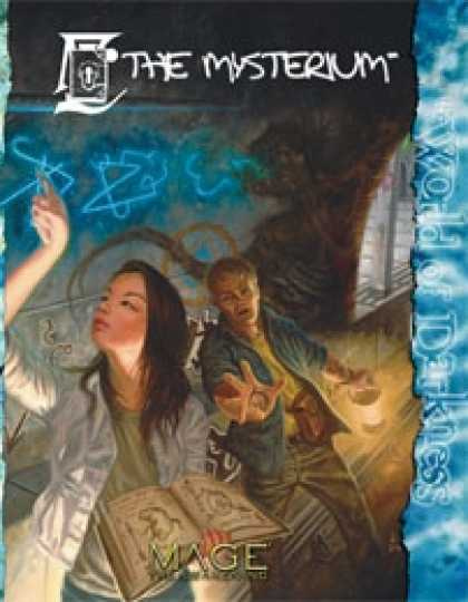 Role Playing Games - The Mysterium