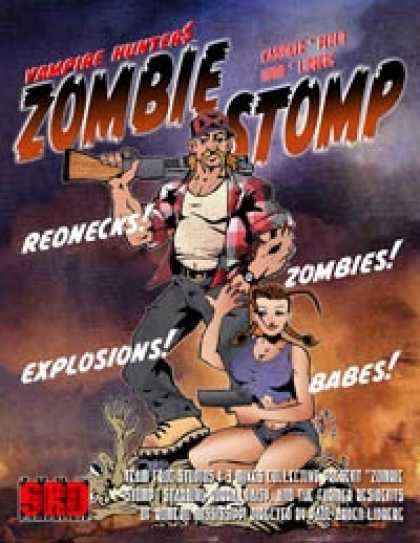 Role Playing Games - Zombie Stomp!