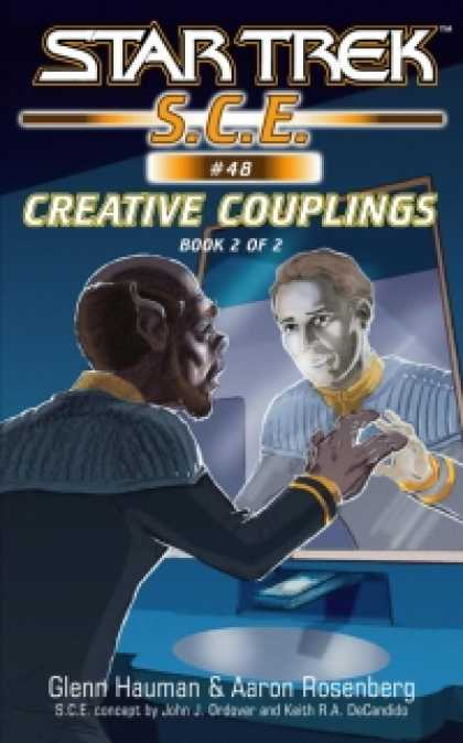 Role Playing Games - Star Trek: Starfleet Corps of Engineers #48: Creative Couplings,