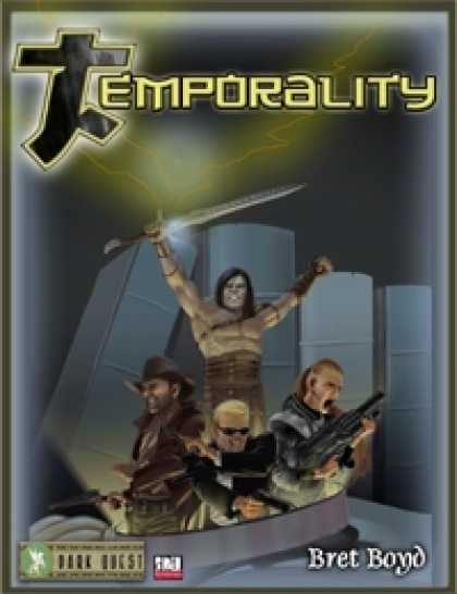 Role Playing Games - Temporality : Time Travel