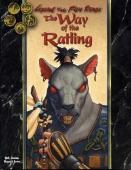 Role Playing Games - Way of the Ratling