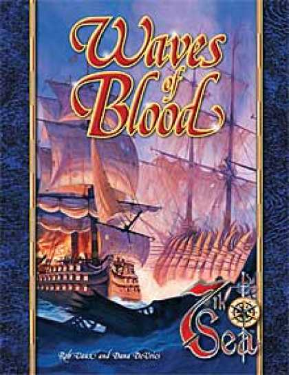 Role Playing Games - Waves of Blood