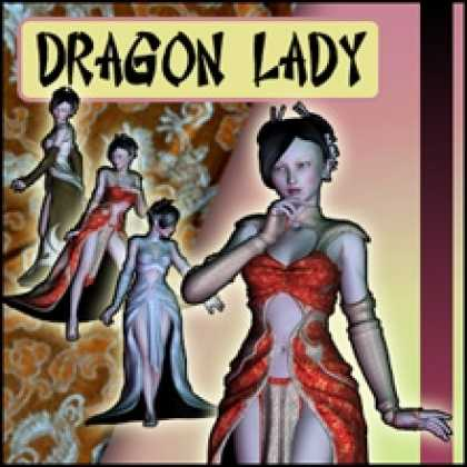 Role Playing Games - ERG006: Dragon Lady