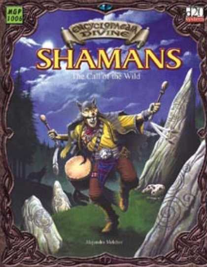 Role Playing Games - Encyclopaedia Divine Shamans
