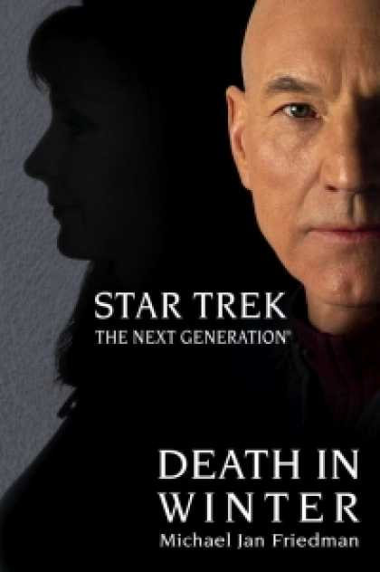 Role Playing Games - Star Trek: The Next Generation: Death in Winter