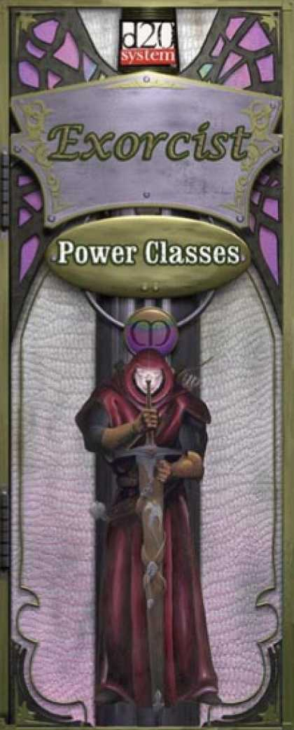 Role Playing Games - Power Class Exorcist