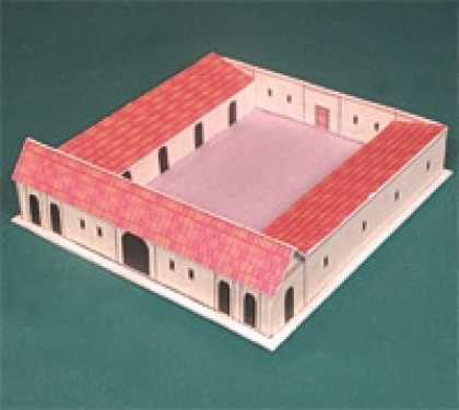 Role Playing Games - Roman Building Set 3