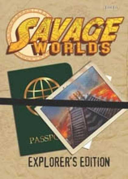 Role Playing Games - Savage Worlds: Explorer's Edition