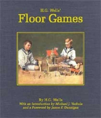 Role Playing Games - H.G. WellsÂ' Floor Games
