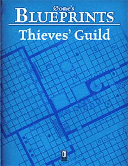 Role Playing Games - 0one's Blueprints: Thieves' Guild