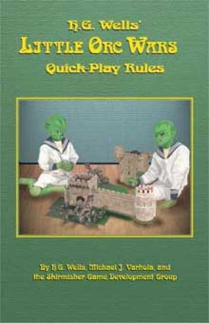 Role Playing Games - H.G. Wells' Little Orc Wars