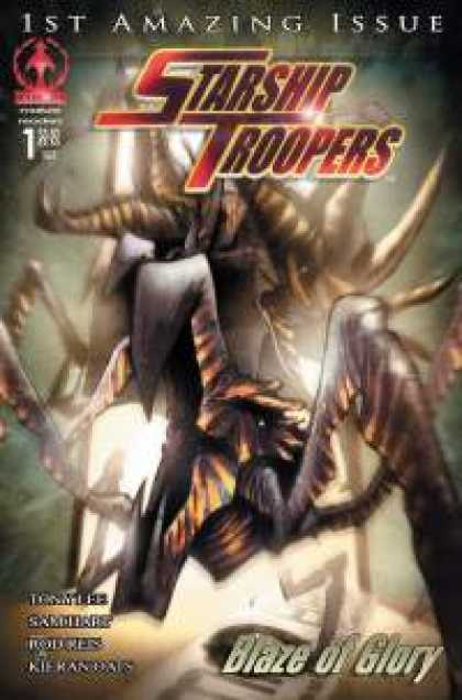 Role Playing Games - Starship Troopers #1