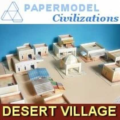 Role Playing Games - Desert Village