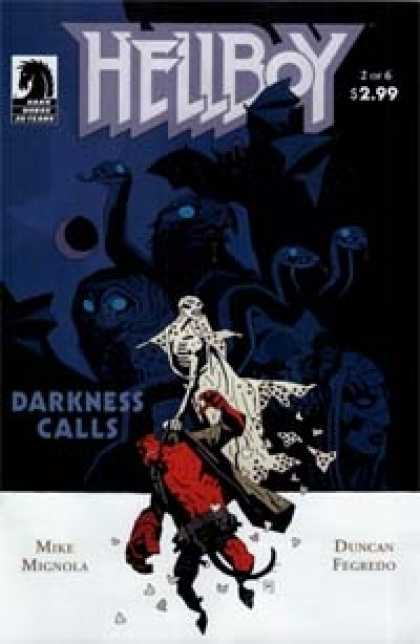 Role Playing Games - Hellboy: Darkness Calls Vol. 2 of 6