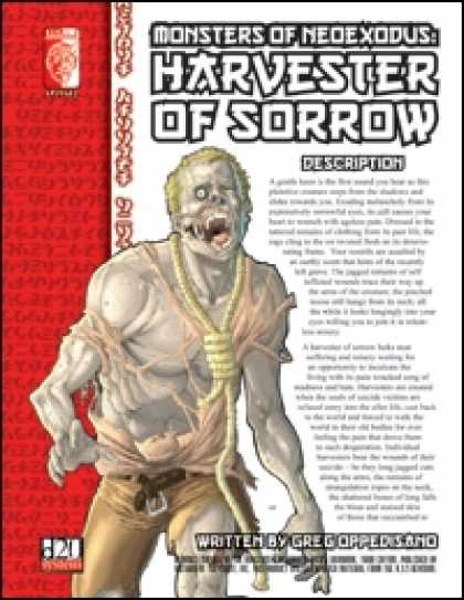 Role Playing Games - Monsters of NeoExodus: Harvester of Sorrow