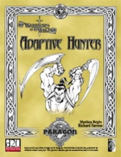 Role Playing Games - Adaptive Hunter