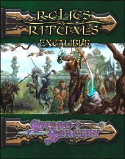 Role Playing Games - Relics & Rituals: Excalibur