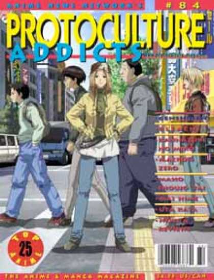 Role Playing Games - Protoculture Addicts #84