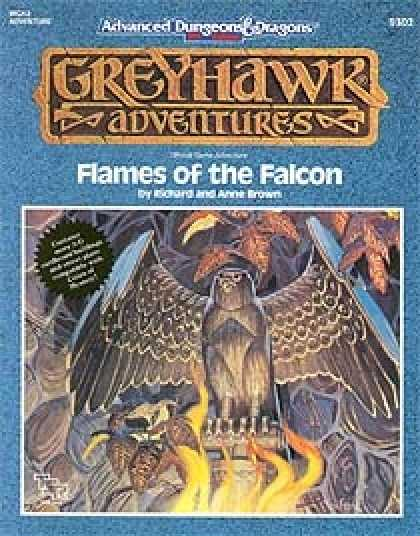 Role Playing Games - Flames of the Falcon