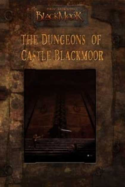 Role Playing Games - The Dungeons of Castle Blackmoor